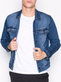 Only & Sons onsCOIN Blue Jacket Pk 0451 Noos Jackor Blå