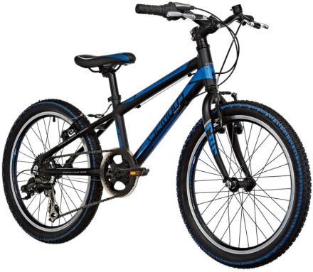 """Serious Rockville Lapset lasten polkupyörä 20"""" , sininen/musta 20"""" 2019 Lasten kulkuneuvot"""