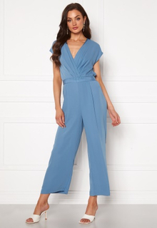 Y.A.S Mamba SS Jumpsuit Blue Heaven M