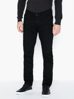 Only & Sons Onsweft Black Dcc 3612 Jeans Sort
