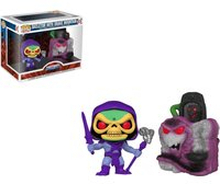 Masters of the Universe Snake Mountain with Skeletor Funko Pop! Town