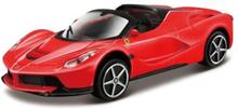 Ferrari 1:43 - LaFerrari Aperta - Röd