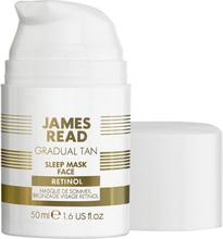 Sleep Mask Tan Retinol, 50 ml James Read Brun utan sol