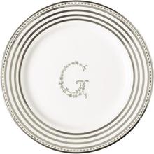 Assiett G silver 15 cm