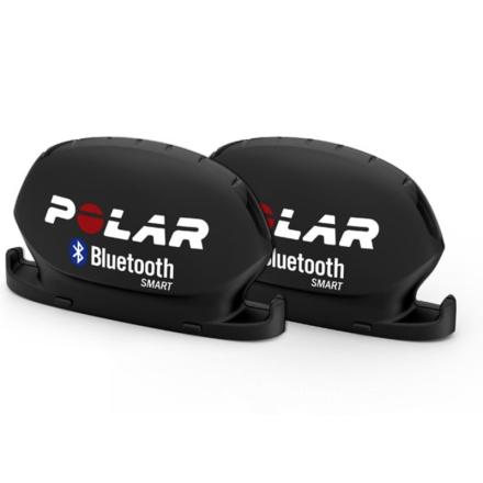 Polar Hastighetssensor & Kadenssensor Bluetooth Smart Elektroniktillbehör Svart OneSize