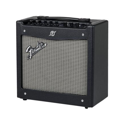 Fender MustangI(V.2) gitarforsterker black silver
