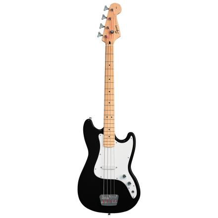 FenderSquier BroncoBass,MN,BLK el-bass sort