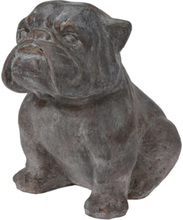 Havefigur - Engelsk bulldog