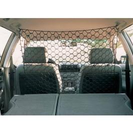 Sikkerhedsnet til bilen i nylon 100x100 cm.