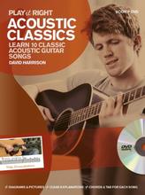 PlayItRight-AcousticClassics lærebok