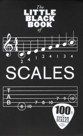 TheLittleBlackBookOfScales lærebok
