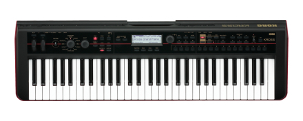 Korg Kross-61 workstation sort