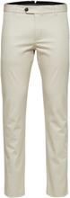 SELECTED Slim Fit - Trousers Men Beige