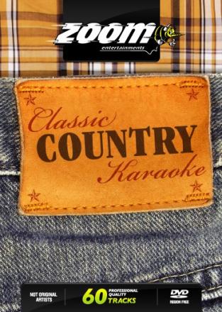 ClassicCountry karaoke-DVD