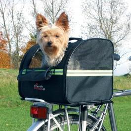 Cykeltaske bag til transport af din kat