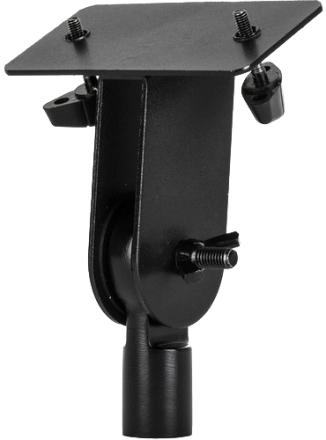 RCF adapter for montering af Livepad på mikrofonstativ