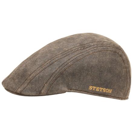 Stetson Old Cotton Ear Flaps Unisex Keps Brun M