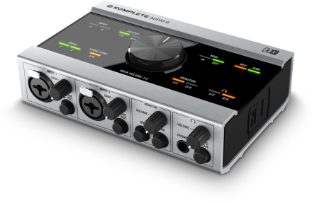 Native Instruments komplete Audio 6 lydkort