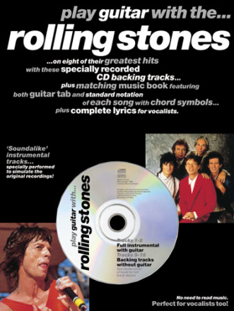 PlayguitarWith:RollingStones lærebok