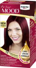 Mood Haircolor 13 Intensiv Mahogny, MOOD Färg