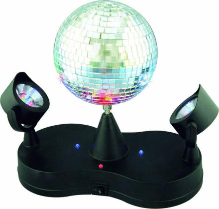 Redshow BAL-08 discokule med LED-lys
