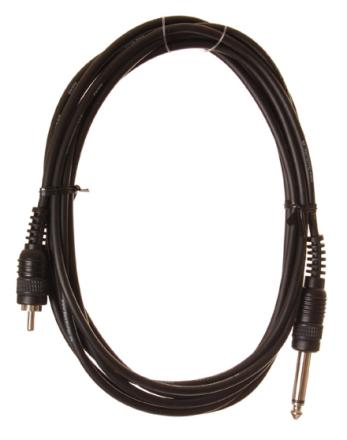HiEnd phono-til-jack-kabel 3meter