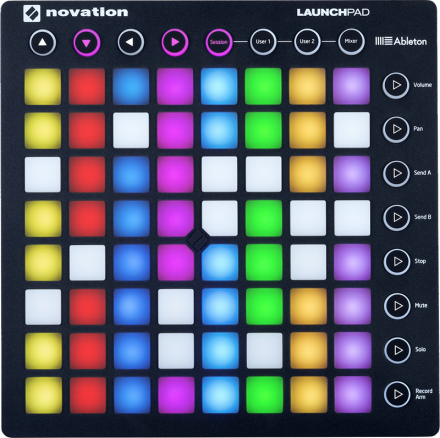Novation Launchpad-MK2