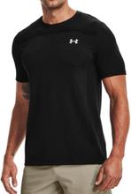 Under Armour Seamless SS - T-shirt - Svart - XL