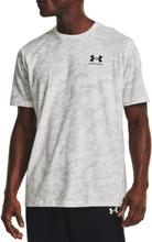 Under Armour ABC Camo SS - T-shirt - Vit - XXL