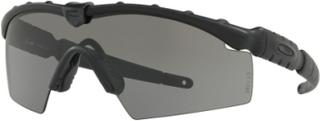 Oakley Industrial M Frame 2.0 Matte Black - Taktiske briller - Grey