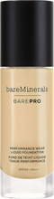 bareMinerals barePRO Performance Wear Liquid Foundation SPF 20, 12 Warm Natural 30 ml bareMinerals Foundation