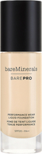 bareMinerals barePRO Performance Wear Liquid Foundation SPF 20, 01 Fair 30 ml bareMinerals Foundation