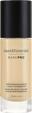 bareMinerals barePRO Performance Wear Liquid Foundation SPF 20, 05 Sateen 30 ml bareMinerals Foundation