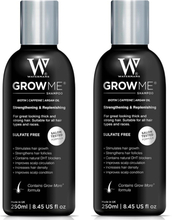 Watermans Grow Me Hair Growth Shampoo 2-PACK (Typ av köp: En gång (ej prenumeration))