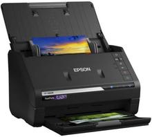 Dual Face Scanner Epson FF680W 300 dpi 45 ppm WIFI Sort