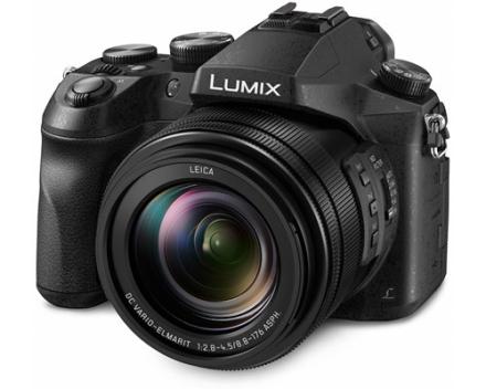 Panasonic Lumix DMC-FZ2000 Sort (DMC-FZ2000EP)