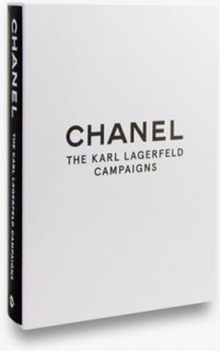 Coffee Table Book, Chanel - The Karl Lagerfeld Campaigns