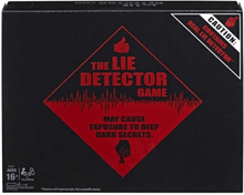 Hasbro The Lie Detector Game
