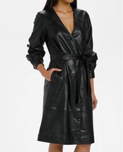 IdeloKB Leather Dress; Karen By Simonsen Dress