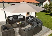 Hillerstorp Parasoll Sidewinder™ 350L Beige