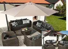 Hillerstorp Parasoll Sidewinder™ 350XL Vit Beige