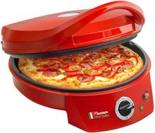 Bestron Pizzaugn/bordsgrill 1800 W röd APZ400