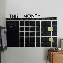 Seinätarra Liitutaulu Kuukausikalenteri