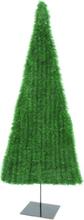 Christmas Tree, artificial, flat green, 120cm