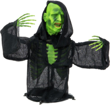 Halloween green zombi, 73 cm