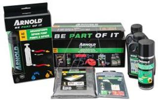 Start-Up kit för trädgårdsmaskiner ARNOLD