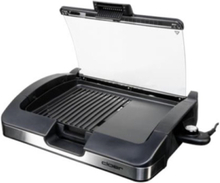Barbecue Grill w. Glass Lid
