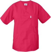 Tunika för vården V-ringad Ljusblå