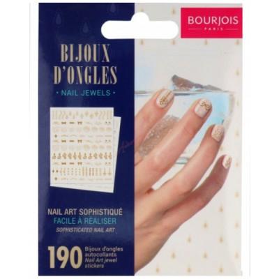 Bourjois Nail Art Jewel Stickers 190 stk