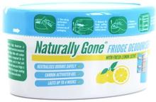 Airpure Naturally Gone Jääkaapin raikastin sitruuna 1 kpl